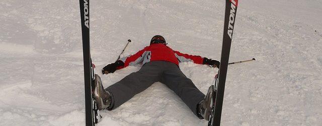 Zadośćuczynienie za wypadek na nartach