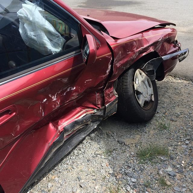 Zadośćuczynienie po wypadku samochodowym